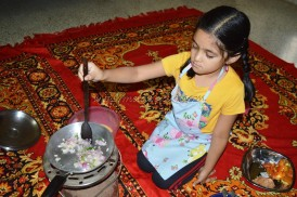 Week - 4 making of Indian Frittata - Youngest one of the class