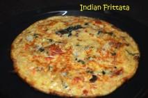 Indian Frittata