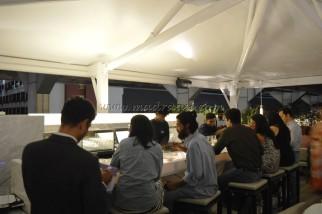 Food Review - Yauatcha Terrace