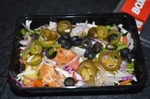 Char grilled chicken salad