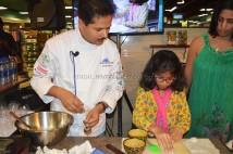 My gal with Chef Abhijit Saha