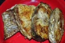 Mustard fish fry