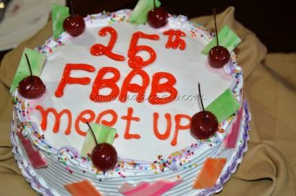 25th FBAB Meetup - silver Jubilee