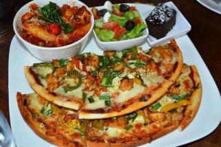 Pizza n Pasta Combo
