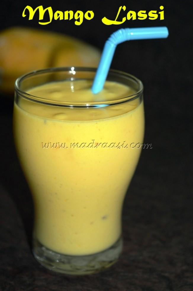 Mango Lasso