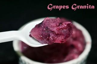 Grapes Granita