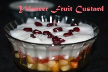 Tender Coconut / Yelaneer Fruit Custard