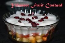 Tender Coconut / Yelaneer Fruit Custard