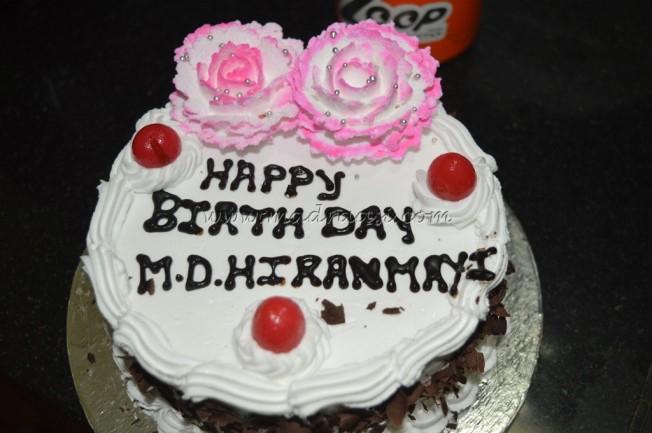 Happy Birthday Hiranmayi