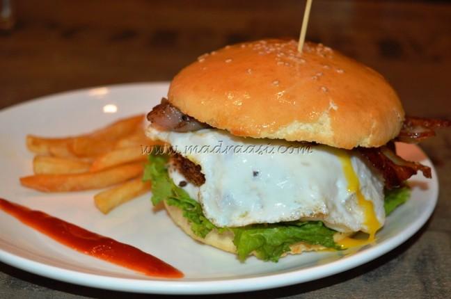 Non-Veg Burger