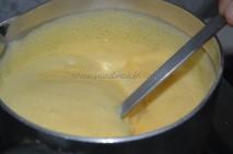 Milk getting thicken