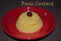Basic Custard