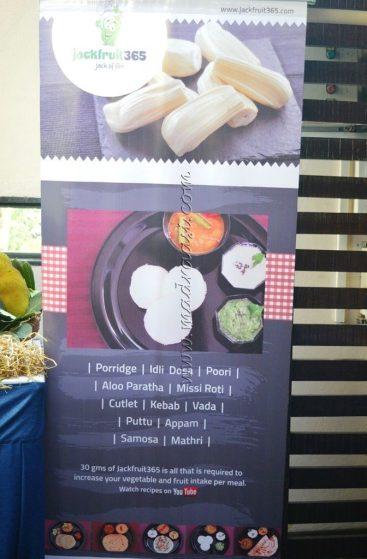 Jack Fruit 365 event at Grand Mercure, Bangalore