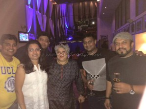 With the Indian American Whiskey Ambassador - Shatbhi Basu