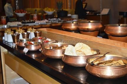 Hyderabadi Food Festival @Fairfield Marriott with Burrp