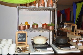 Soup counter