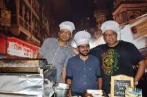 2nd team - Pravin, Pratheek and Nameesh