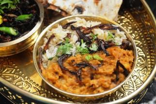 Haleem with Ghee Rice