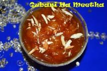 Qubani Ka Meetha
