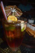 Mocktail - Apple juice, orange juice...