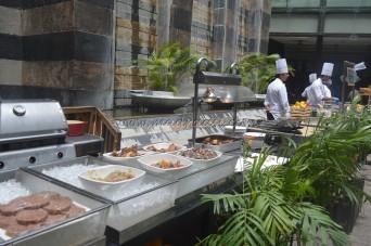 Sunday Brunch - Marriott, Whitefield, Bangalore