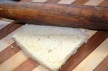 Rolling bread