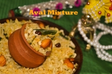Aval Mixture / Flattened rice Mixture