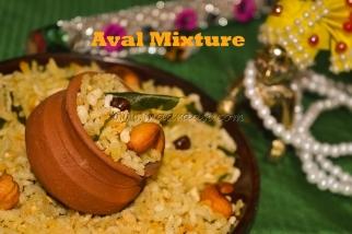 Aval Mixture / Flattened rice Mixture