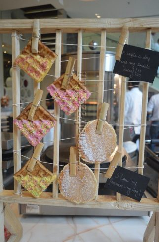 Bangalore Baking Company, JW Marriott, Bangalore