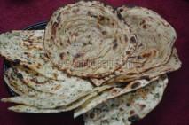 Parathas and Rotis
