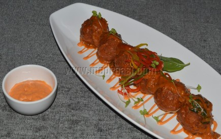 Thai Mac & Cheese Balls