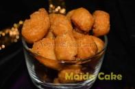 Maida Cake / Maida Biscuits