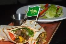 Grilled Ratatouille Wrap