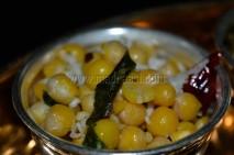 Split Bengal gram / Split Chickpea / Kadalai paruppu Sundal