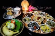 Saraswati Puja / Ayudha Puja - 2016