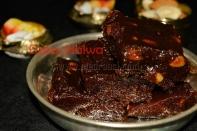 Dates Halwa, pericham halwa, perichampazha halwa, perichampala halwa, dates recipe, dates halwa recipe, images of dates halwa, pictures of dates halwa