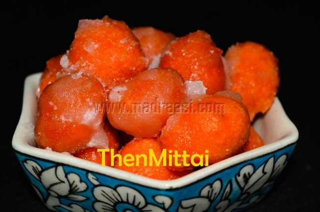 images of thaen mittai, pictures of thaen mittai, thaen mittai, tamil nadu sweets, tamil sweets, tamil diwali sweets, tamil thaen mittai