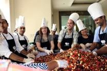 Cake Mixing Event - Park Plaza, Bangalore