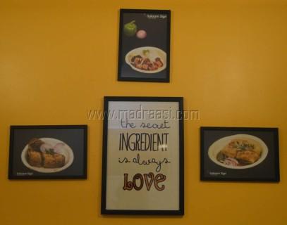 Food Review - Saalam Sigiri