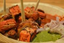 Mixed vegetable tikka
