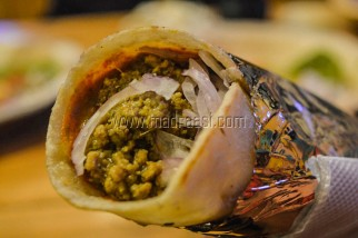 Minced meat roll