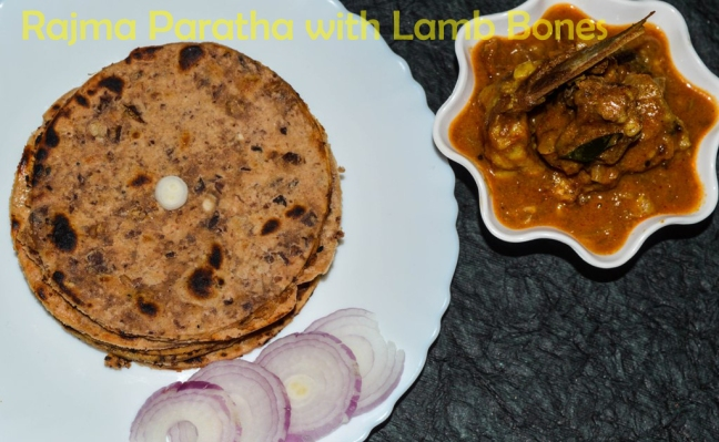 Rajma Paratha, rajma paratha recipe, rajama paratha pictures, images of rajma paratha, tamil recipe, tamil food, paratha, paratha recipe, healthy paratha, healthy paratha recipe, ramja recipe, red kidney beans recipe, protein rich paratha, protein rich paratha recipe, Red Kidney Bean Paratha