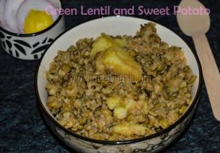 paleo diet, paleo diet recipe, paleo recipe, paleo food, paleo recipe, tamil paleo, tamil paleo food, tamil paleo recipe, south Indian paleo food, south Indian paleo recipe, south Indian paleo meals, Indian paleo recipe, Indian paleo meals, Indian paleo recipe, paleo recipe, paleo meals, paleo lunch, Green lentil recipe, mung bean recipe, mung bean and sweet potato, green lentil and sweet potato,
