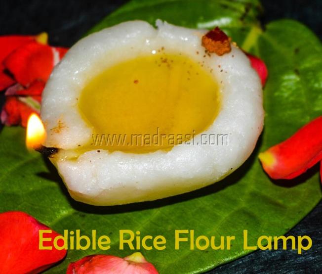 Rice flour lamp, images of rice flour lamp, rice flour lamp recipe, karthigai deepam recipe, karthigai deepam special, edible lamp, edible lamp recipe, tamil recipe, tamil recipes, tamil festival recipe, maa vilakku, maa vilakkku recipe, kozhukattai vilakku, kozhukattai recipe, kozhukattai vilakku recipe