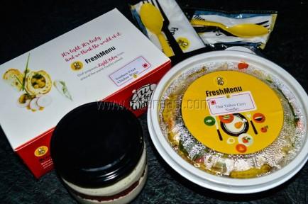 Food Review - Fresh Menu, Bangalore