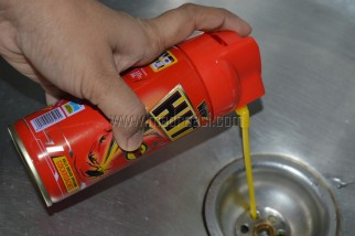 Cleaning tips with LAL Hit