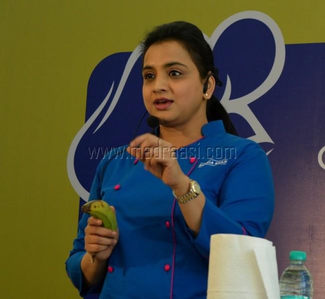 Celebrity Chef Workshop with Shazia Khan