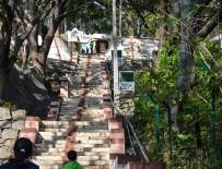 Antara Gangae - Long way to climb