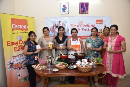 Madraasi Home Chef event with Eastern Condiments