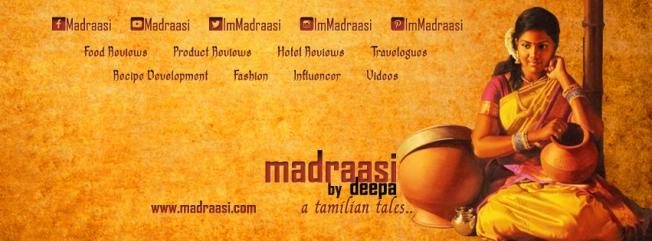 Madraasi - Social Media Handles - coverPage